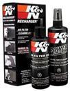 K&N 99-5000 RECHATGER AIR FILTER CLEANING KIT